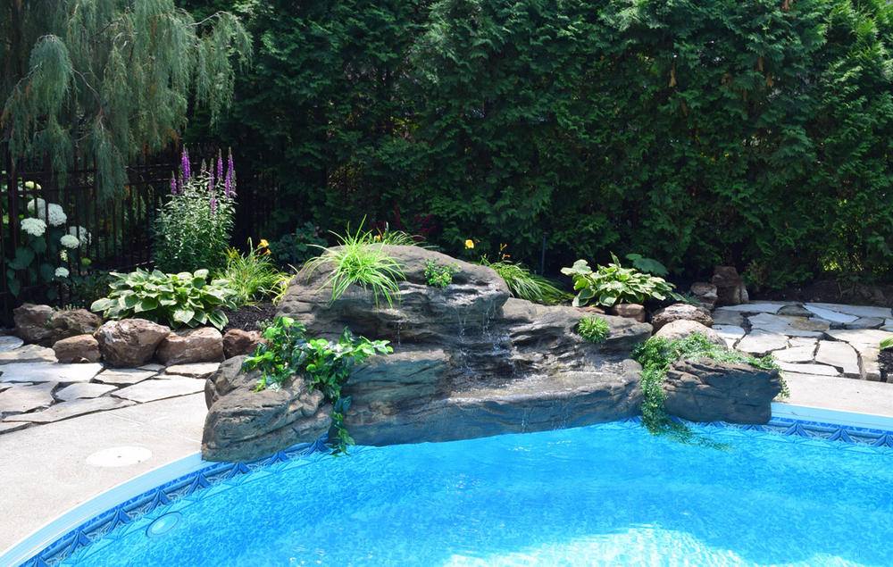 The Cascades / Pool waterfall kit